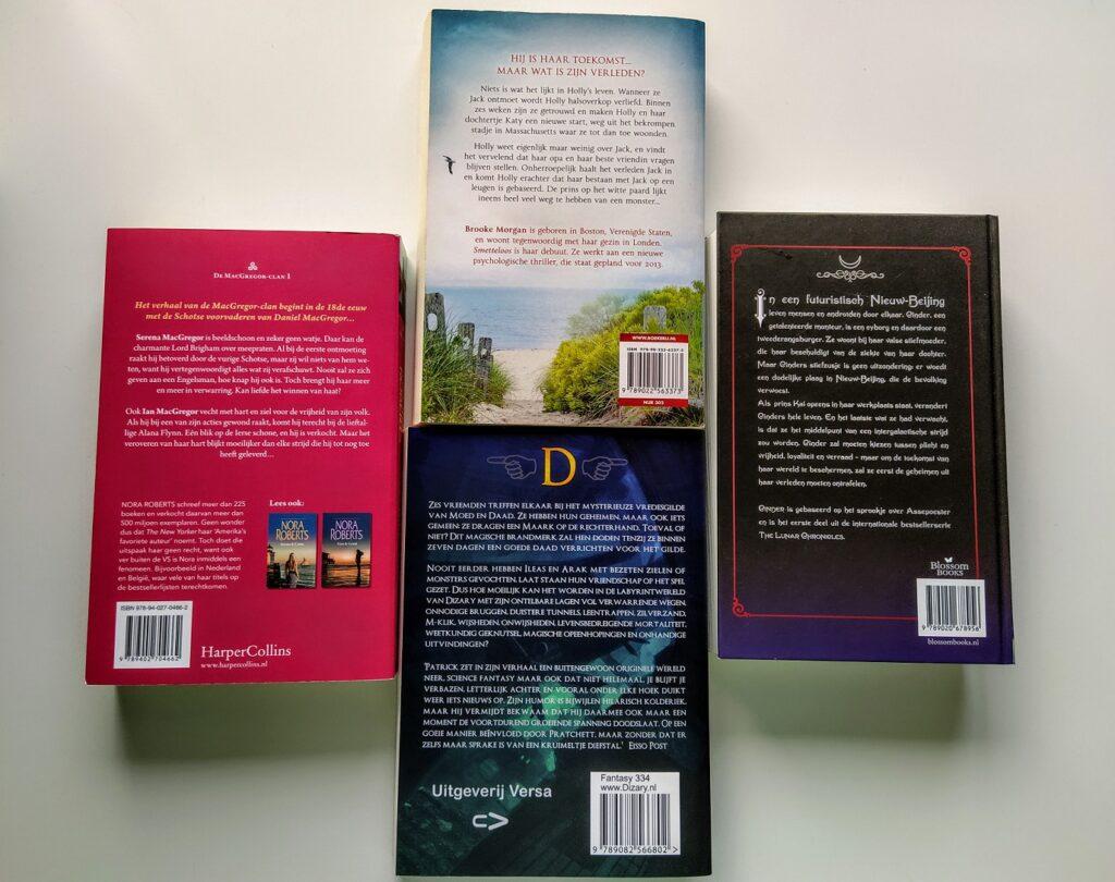 boek schrijven flaptekst