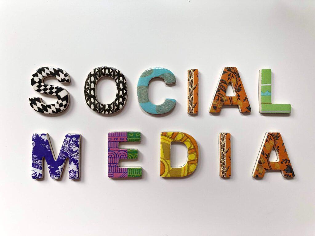 zonder social media