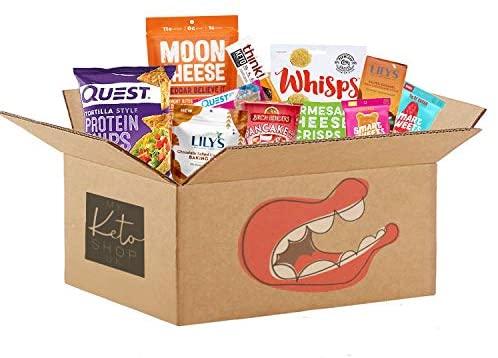 Keto box REVIEW van Amazon
